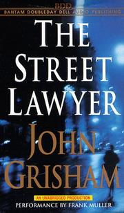 Cover of: The Street Lawyer (John Grishham)