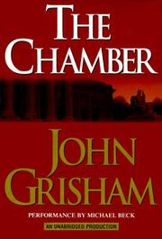 Cover of: The Chamber (John Grishham)