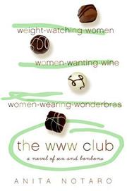Cover of: The WWW Club | Anita Notaro