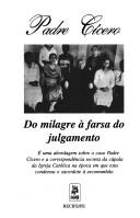 Cover of: Padre Cícero