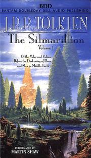 Cover of: The Silmarillion, Volume I (J.R.R. Tolkien) |