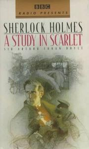 Cover of: A Study in Scarlet | Arthur Conan Doyle