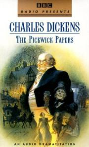 Cover of: The Pickwick Papers |