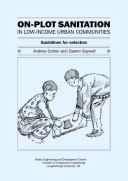 Cover of: On-plot sanitation in low-income urban communities
