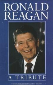 Cover of: Ronald Reagan | Geoffrey Giuliano