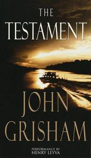 Cover of: The Testament (John Grishham)