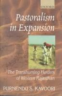 Cover of: Pastoralism in expansion