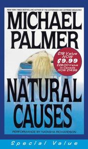 Cover of: Natural Causes | Michael Palmer