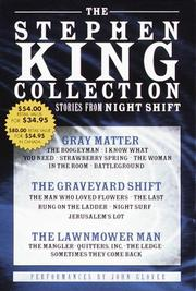 Cover of: The Stephen King Collection: Stories from Night Shift