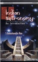 Cover of: Indian astronomy