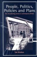 Cover of: People, politics, policies and plans