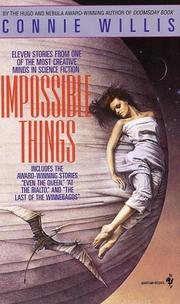 Cover of: Impossible Things