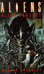 Cover of: ALIENS: Alien Harvest