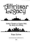 Cover of: The Amritsar legacy