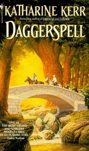 Daggerspell (Deverry Series, Book One) by Katharine Kerr