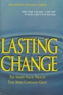 Cover of: Lasting change