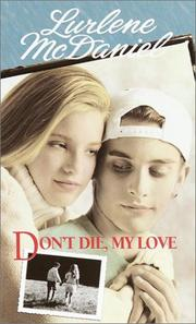 Cover of: Don't Die, My Love