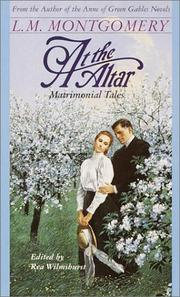 Cover of: At the Altar (Children's Continuous Series)