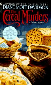 Cover of: The Cereal Murders (Goldy Culinary Mysteries, Book 3)