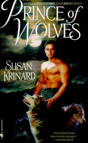 Cover of: Prince Of Wolves