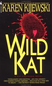 Cover of: Wild Kat (Kat Colorado Mysteries)