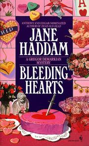 Cover of: BLEEDING HEARTS (The Gregor Demarkian Holiday Series)