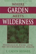Cover of: Where garden meets wilderness