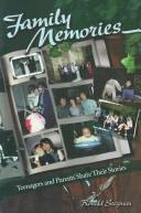 Cover of: Family memories