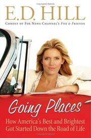 Cover of: Going places | E. D. Hill