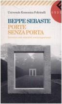 Cover of: Porte senza porta