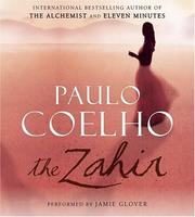 Cover of: The Zahir CD: A Novel of Obsession