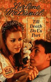 Cover of: Till Death Do Us Part