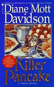 Cover of: Killer Pancake (Goldy Culinary Mysteries, Book 5)