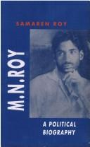 Cover of: M.N. Roy