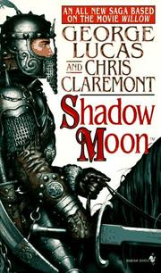 Cover of: Shadow Moon (Chronicles of the Shadow War, Book 1)