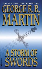 Cover of: A Storm of Swords (A Song of Ice and Fire, Book 3)