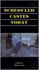 Cover of: Scheduled castes today |