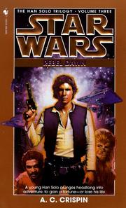 Rebel Dawn (Star Wars: The Han Solo Trilogy, Vol. 3)