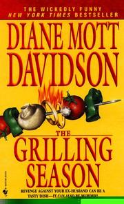 Cover of: The Grilling Season (Goldy Culinary Mysteries, Book 7)