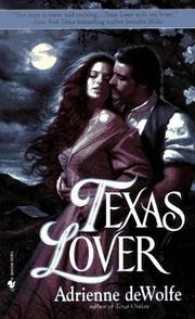 Cover of: Texas Lover