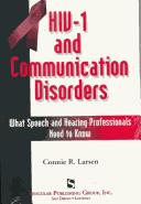 Cover of: HIV-1 and communication disorders | Connie R. Larsen