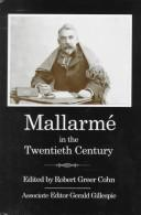 Cover of: Mallarmé in the twentieth century