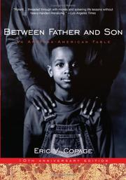 Cover of: Between father and son