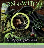 Cover of: Son of a Witch CD: A Novel
