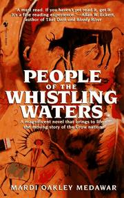 Cover of: People of the Whistling Waters