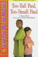 Cover of: Too-Tall Paul, too-small Paul