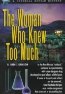 Cover of: The woman who knew too much