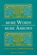 Cover of: More words, more arrows