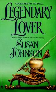 Cover of: Legendary lover