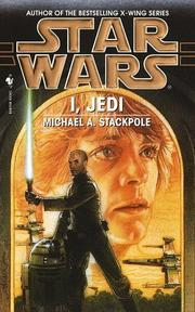 Cover of: I, Jedi (Star Wars) | Michael A. Stackpole